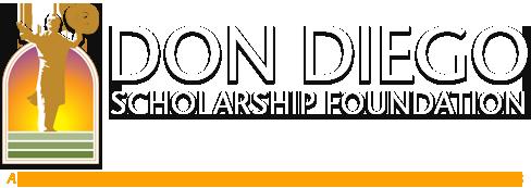 Don Diego Scholarship Foundation Logo